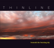 Thinline - Beneath the Burning Sky - Cover Image